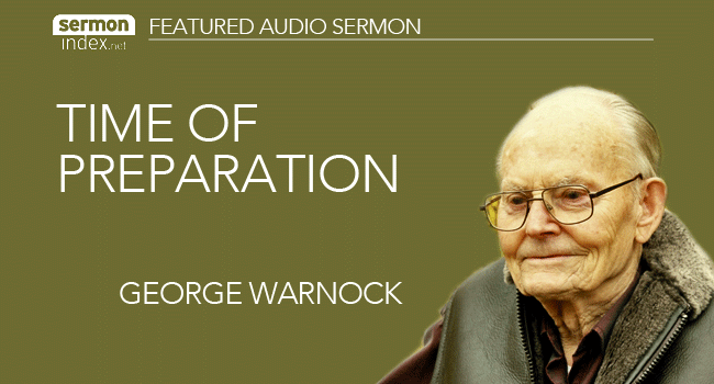 Time of Preparation by George Warnock