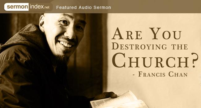 Featured Audio Sermon